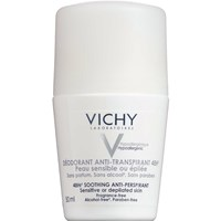 Vichy Antiperspirant Deo roll-on 48H, 50 ml.