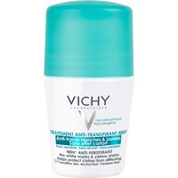 Vichy Anti-Trace Antiperspirant Deo roll-On 48H, 50 ml.